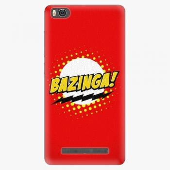 Plastový kryt iSaprio - Bazinga 01 - Xiaomi Mi4C