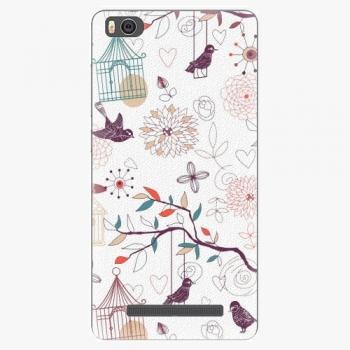 Plastový kryt iSaprio - Birds - Xiaomi Mi4C