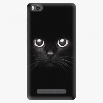 Plastový kryt iSaprio - Black Cat - Xiaomi Mi4C