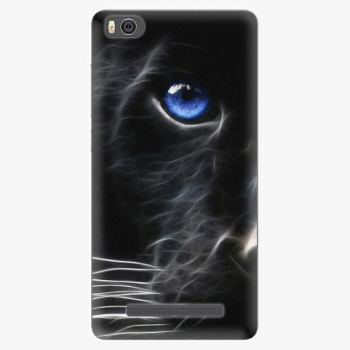 Plastový kryt iSaprio - Black Puma - Xiaomi Mi4C