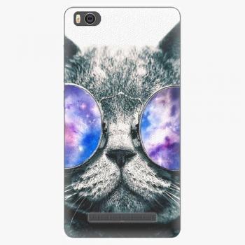 Plastový kryt iSaprio - Galaxy Cat - Xiaomi Mi4C
