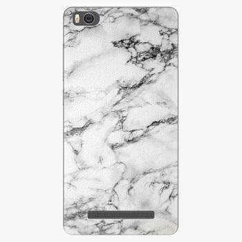 Plastový kryt iSaprio - White Marble 01 - Xiaomi Mi4C