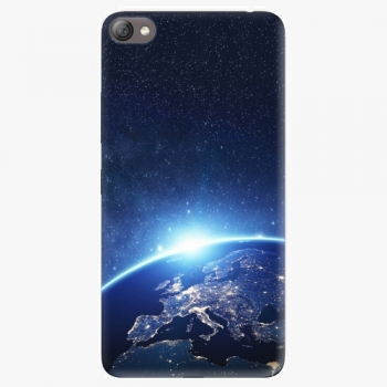 Plastový kryt iSaprio - Earth at Night - Lenovo S60