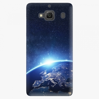 Plastový kryt iSaprio - Earth at Night - Xiaomi Redmi 2
