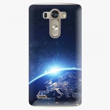 Plastový kryt iSaprio - Earth at Night - LG G3 (D855)