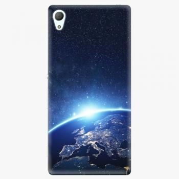 Plastový kryt iSaprio - Earth at Night - Sony Xperia Z3+ / Z4
