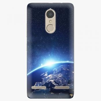 Plastový kryt iSaprio - Earth at Night - Lenovo K6