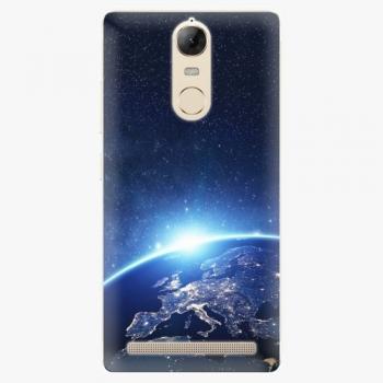Plastový kryt iSaprio - Earth at Night - Lenovo K5 Note