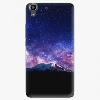 Plastový kryt iSaprio - Milky Way - Huawei Ascend Y6