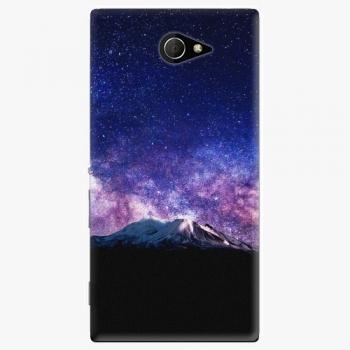 Plastový kryt iSaprio - Milky Way - Sony Xperia M2