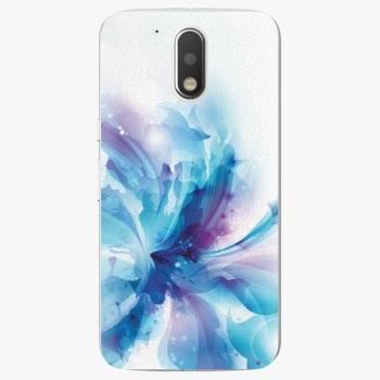 Plastový kryt iSaprio - Abstract Flower - Lenovo Moto G4 / G4 Plus