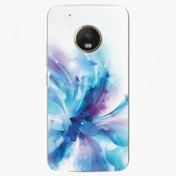 Plastový kryt iSaprio - Abstract Flower - Lenovo Moto G5 Plus