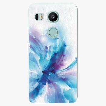 Plastový kryt iSaprio - Abstract Flower - LG Nexus 5X