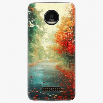 Plastový kryt iSaprio - Autumn 03 - Lenovo Moto Z
