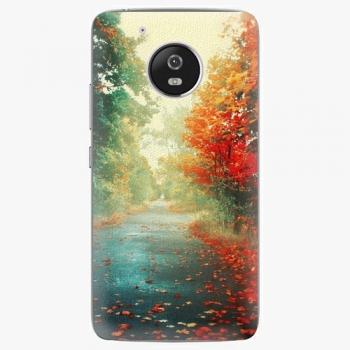 Plastový kryt iSaprio - Autumn 03 - Lenovo Moto G5