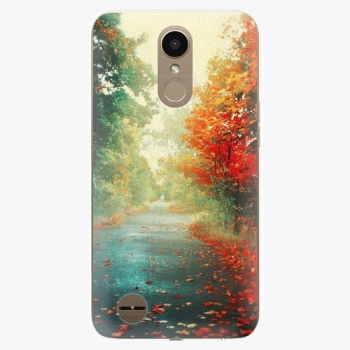 Plastový kryt iSaprio - Autumn 03 - LG K10 2017