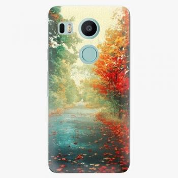 Plastový kryt iSaprio - Autumn 03 - LG Nexus 5X