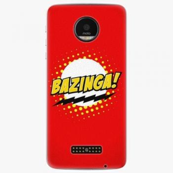 Plastový kryt iSaprio - Bazinga 01 - Lenovo Moto Z
