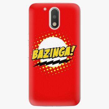 Plastový kryt iSaprio - Bazinga 01 - Lenovo Moto G4 / G4 Plus