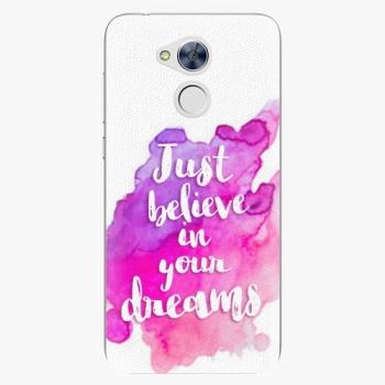 Plastový kryt iSaprio - Believe - Huawei Honor 6A