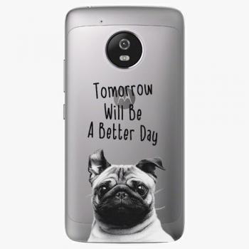 Plastový kryt iSaprio - Better Day 01 - Lenovo Moto G5