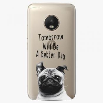 Plastový kryt iSaprio - Better Day 01 - Lenovo Moto G5 Plus