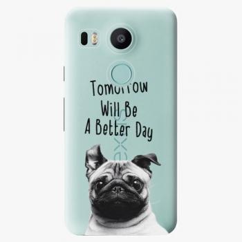 Plastový kryt iSaprio - Better Day 01 - LG Nexus 5X