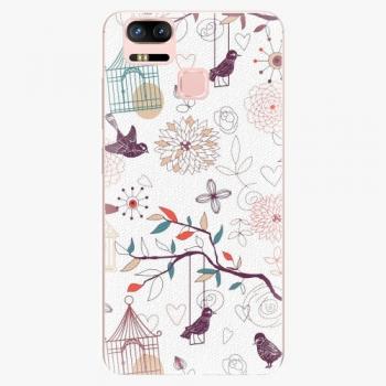 Plastový kryt iSaprio - Birds - Asus ZenFone 3 Zoom ZE553KL