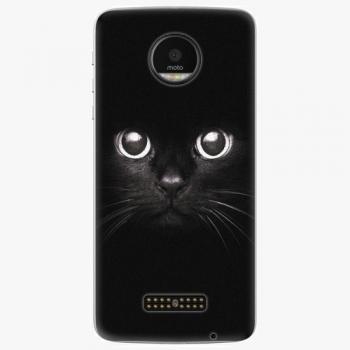 Plastový kryt iSaprio - Black Cat - Lenovo Moto Z
