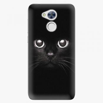 Plastový kryt iSaprio - Black Cat - Huawei Honor 6A