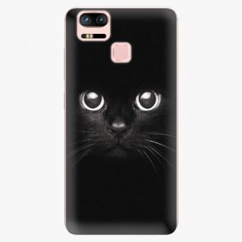Plastový kryt iSaprio - Black Cat - Asus ZenFone 3 Zoom ZE553KL