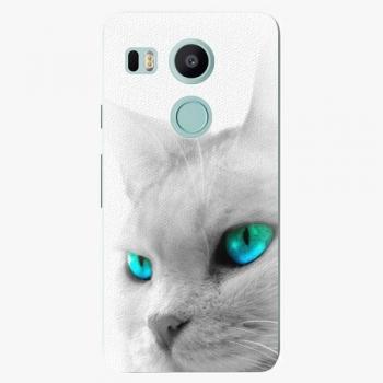 Plastový kryt iSaprio - Cats Eyes - LG Nexus 5X