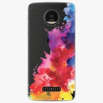 Plastový kryt iSaprio - Color Splash 01 - Lenovo Moto Z
