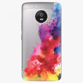 Plastový kryt iSaprio - Color Splash 01 - Lenovo Moto G5