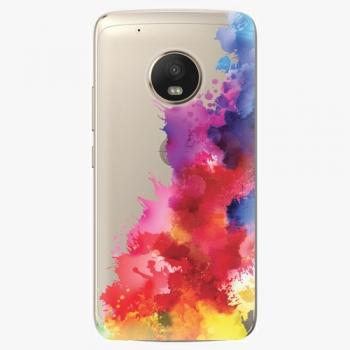 Plastový kryt iSaprio - Color Splash 01 - Lenovo Moto G5 Plus