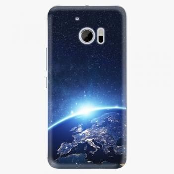 Plastový kryt iSaprio - Earth at Night - HTC 10