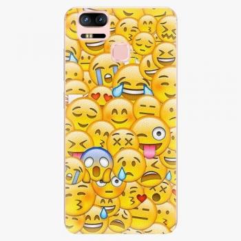 Plastový kryt iSaprio - Emoji - Asus ZenFone 3 Zoom ZE553KL