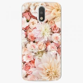 Plastový kryt iSaprio - Flower Pattern 06 - Lenovo Moto G4 / G4 Plus