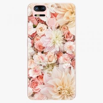 Plastový kryt iSaprio - Flower Pattern 06 - Asus ZenFone 3 Zoom ZE553KL
