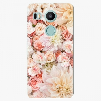 Plastový kryt iSaprio - Flower Pattern 06 - LG Nexus 5X