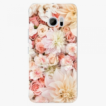 Plastový kryt iSaprio - Flower Pattern 06 - HTC 10