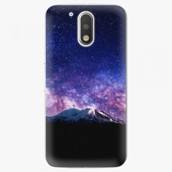 Plastový kryt iSaprio - Milky Way - Lenovo Moto G4 / G4 Plus