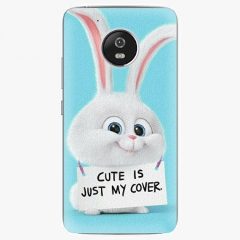 Plastový kryt iSaprio - My Cover - Lenovo Moto G5