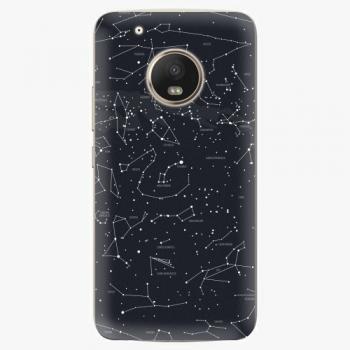 Plastový kryt iSaprio - Night Sky 01 - Lenovo Moto G5 Plus