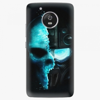 Plastový kryt iSaprio - Roboskull - Lenovo Moto G5