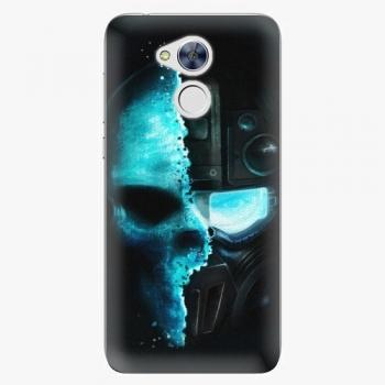 Plastový kryt iSaprio - Roboskull - Huawei Honor 6A