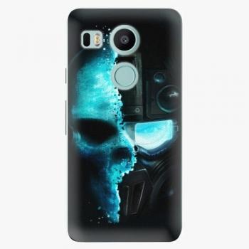 Plastový kryt iSaprio - Roboskull - LG Nexus 5X