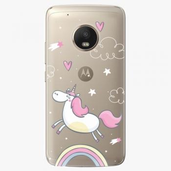 Plastový kryt iSaprio - Unicorn 01 - Lenovo Moto G5 Plus