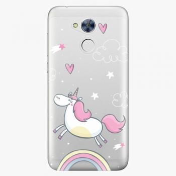 Plastový kryt iSaprio - Unicorn 01 - Huawei Honor 6A