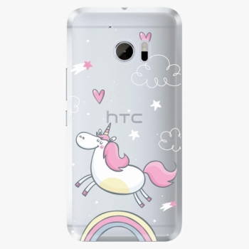 Plastový kryt iSaprio - Unicorn 01 - HTC 10